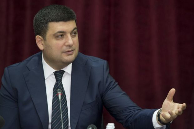 Groysman: It is important not to look for the ones to blame, but to do what needs to be done, to stabilize the situation / Photo from UNIAN