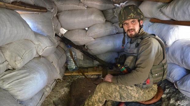 ато военные донбасс / УНИАН