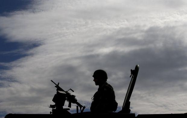 Боевики нарушают все возможные соглашения: за сутки более 35 вооруженных провокаций против сил АТО