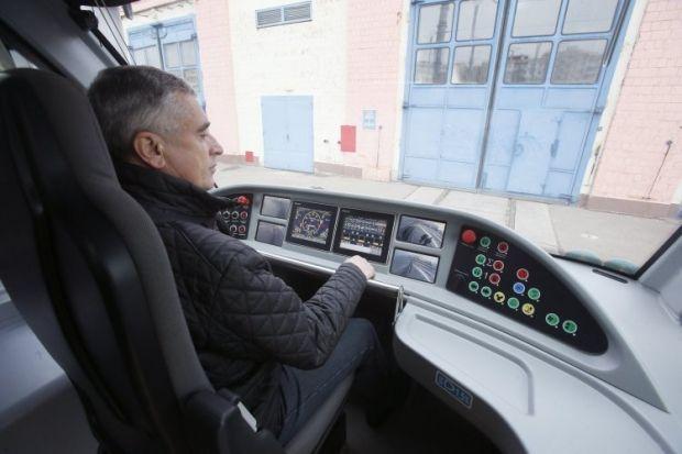 трамвай электрон киев / Фото УНИАН