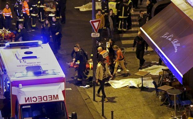 Стало відомо, громадяни яких країн стали жертвами кривавих терактів уПарижі