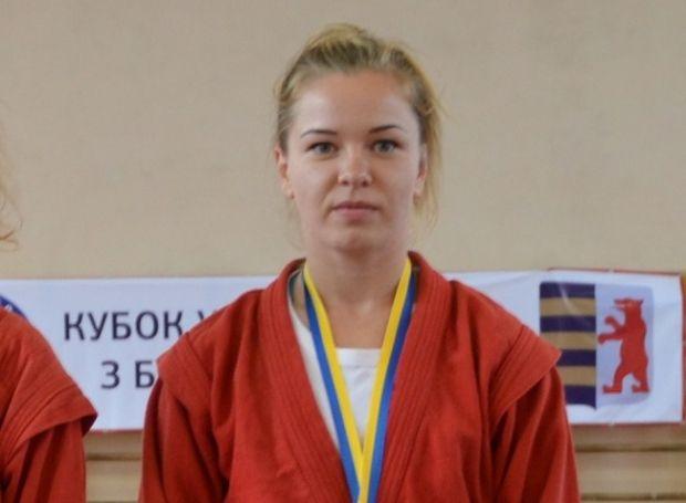 Мария Буйок в 2015-м году стала чемпионкой мира и Европы / sambo.net.ua