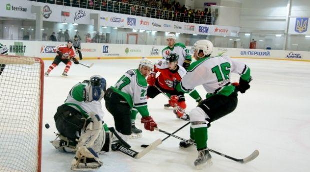 ЧУ по хоккею:
