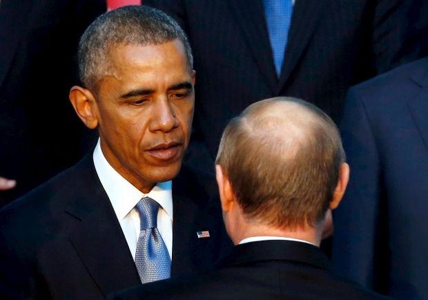 AP стало известно, о чем Путин и Обама говорили в кулуарах G20