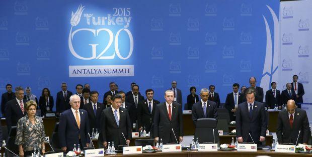 Мировые лидеры на саммите G20 пообещали усилить борьбу с терроризмом