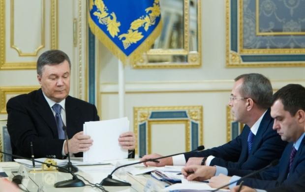 ГПУ: Янукович особисто дав розпорядження про розгоні Евромайдану