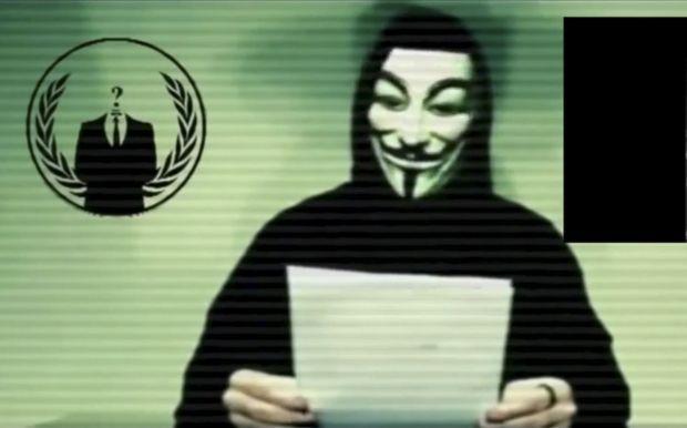 Anonymous заявили о взломе пяти тысяч аккаунтов террористов в Twitter