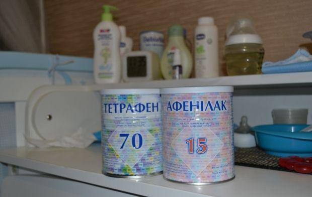 СБУ предупредила украинцев об опасности детского спецпитания из России