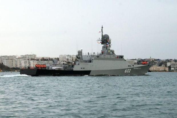 Черноморский флот получил новейшие корабли-невидимки / Отдел информационного обеспечения ЧФ