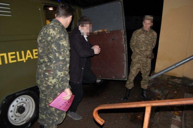 В Черниговской области задержали боевика