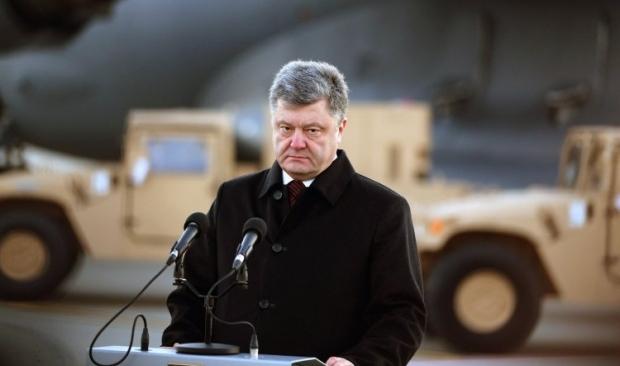 Порошенко: На России оставалось неизменным безудержное желание уничтожить украинцев как отдельный народ