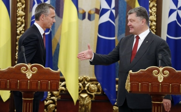 Ukraine will focus on NATO in its military reform / Photo from UNIAN