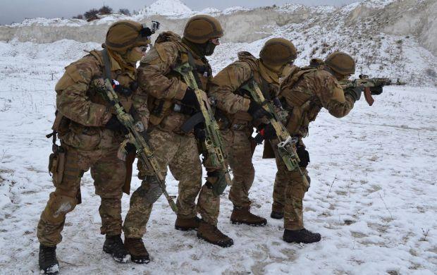 Ситуація взоні АТО: Втрат серед українських військових немає