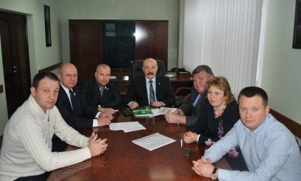 Фракция УКРОПа в Винницкой областной раде заявила о переходе в оппозицию / ukrop.com.ua