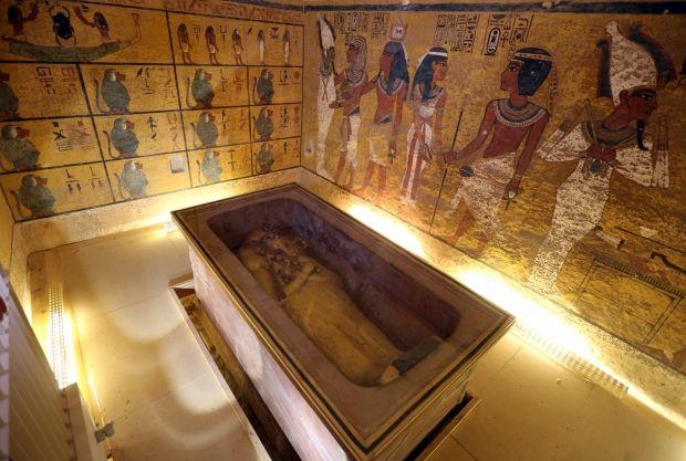 Гробница Тутанхамона / Reuters