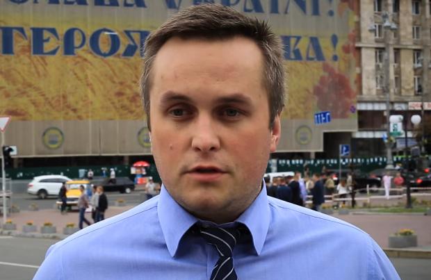 Head of the Specialized Anti-Corruption Prosecutor's Office Nazar Kholodnytskiy / youtube.com