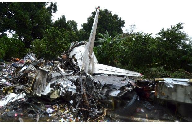 Росія відхрестилася від літака, щовпав у Південному Судані