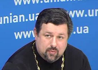 Иерей Вячеслав Яковенко