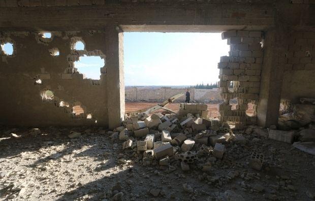 Россия может применить тактику бесконтактной войны в Украине по