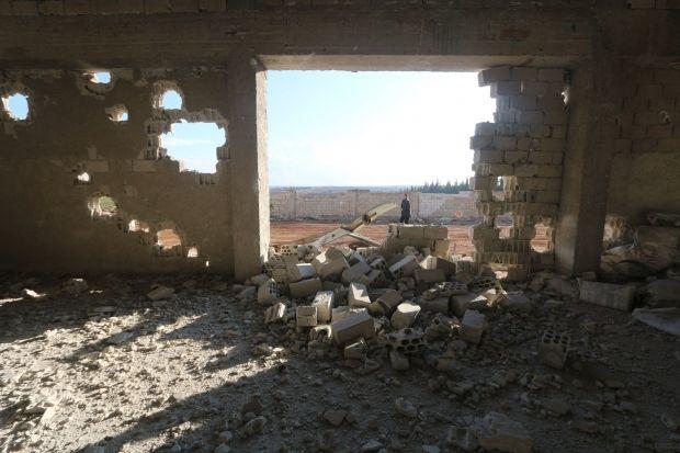 В ноябре в Крым доставили 14 погибших в Сирии российских военных - разведка