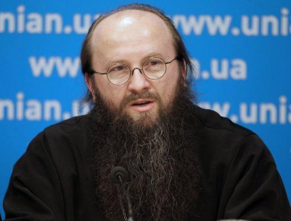 глава Синодального отдела УПЦ по социально-гуманитарным вопросам протоиерей Владислав Диханов.
