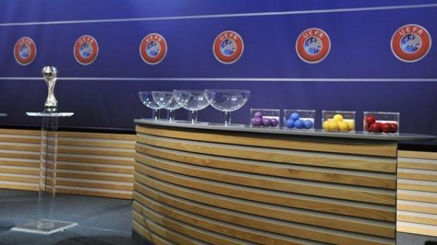 Жеребьевка элитного раунда прошла в Ньоне / uefa.com