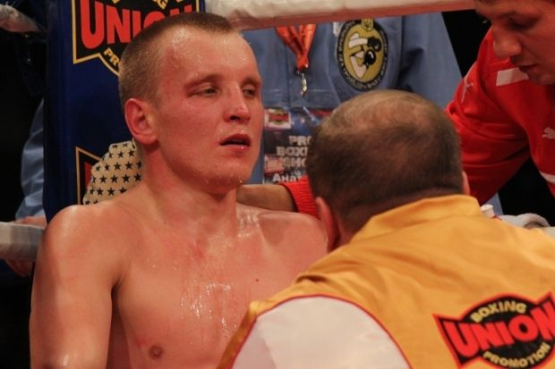 Українець Єфимович— чемпіон Європи заверсією WBA
