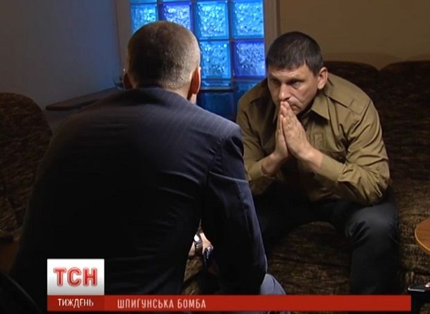 A former FSB officer tells TSN journalist Andriy Tsaplienko about Russian special services' involvement in London and Paris attacks / Screenshot from tsn.ua