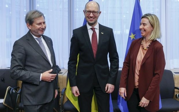 Яценюк: Україна виконала всі умови щодо безвізового режиму