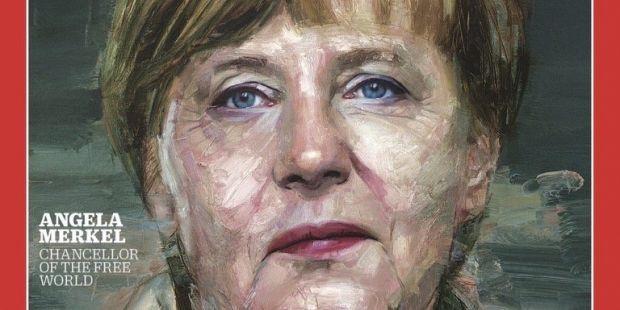 Меркель стала «Людиною року» заверсією Time