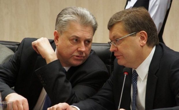 Yelchenko (left) will advocate Ukraine's interest at the UN  / Photo from UNIAN