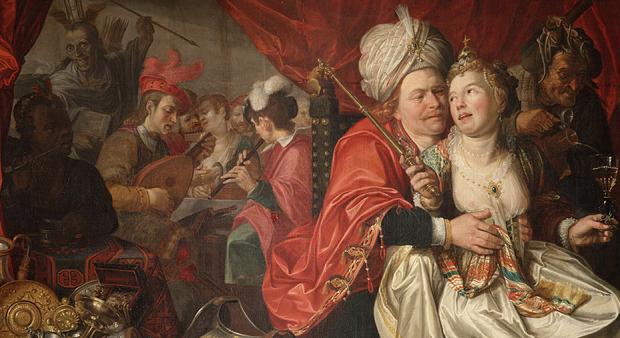 Викрадені голландські картини перебувають наокупованих територіях,— Гуменюк