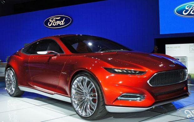Новий електричний Ford Focus: вже в2016 році