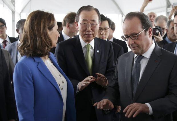 УПарижі затвердили нову угоду назаміну Кіотському протоколу