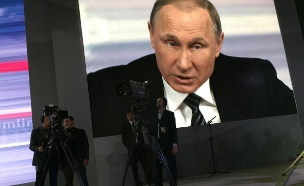 Путин / Фото УНИАН