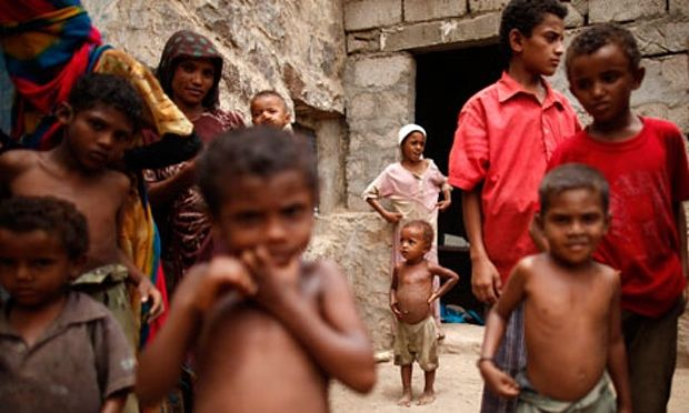 йемен дети / REUTERS