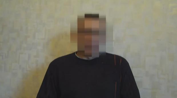 СБУ показала розкаяння щеодного терориста так званої «ДНР»