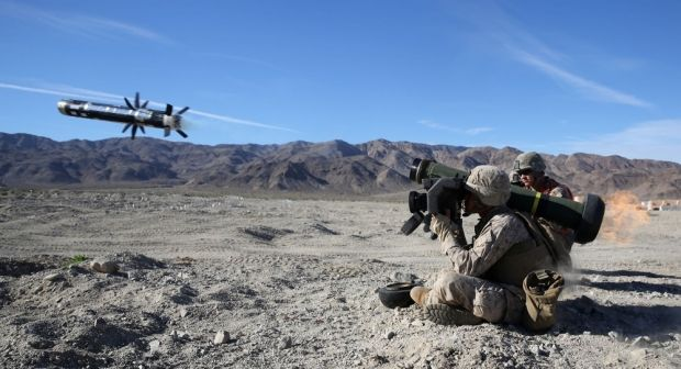 Литва закупит у США противотанковые системы Javelin / reukraine.blogspot.com