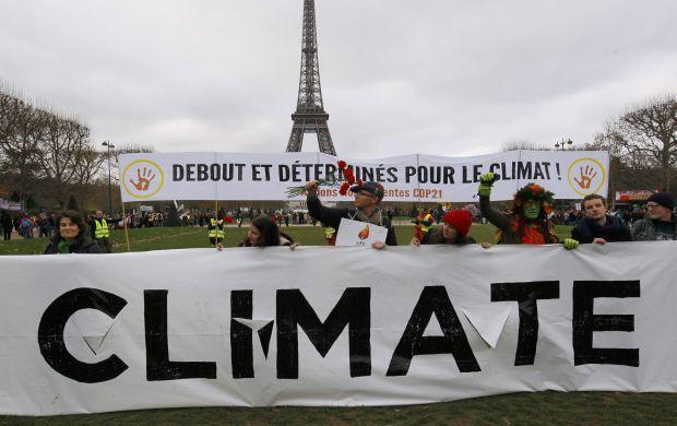 Франция просит активизировать работу по вступлению в силу Парижского соглашения по климату