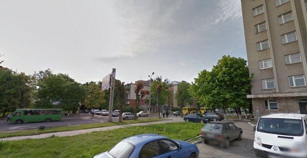 Львів / Google Maps