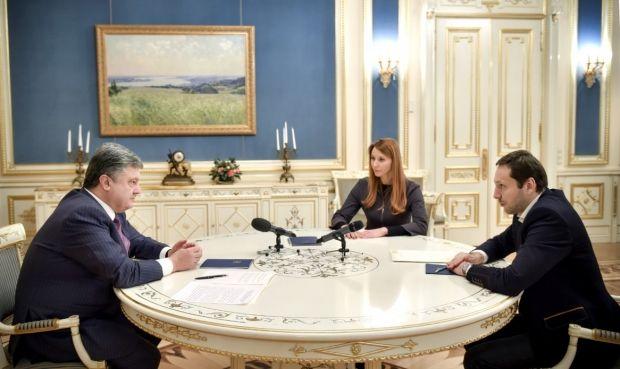 Порошенко подписал закон оиновещании