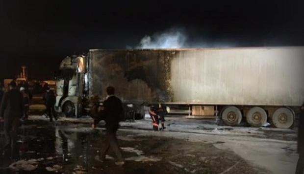У Стамбулі вибухнула вантажівка за українськими номерами / ТСН.ua