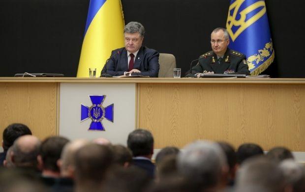 порошенко грицак / president.gov.ua