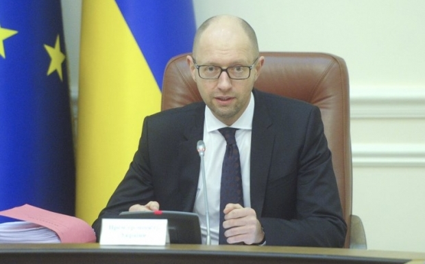 Yatsenyuk ordered expansion of trade countermeasures against Russia / Photo from UNIAN