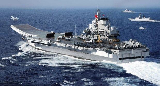 Китай заявив про будівництво другого авіаносця