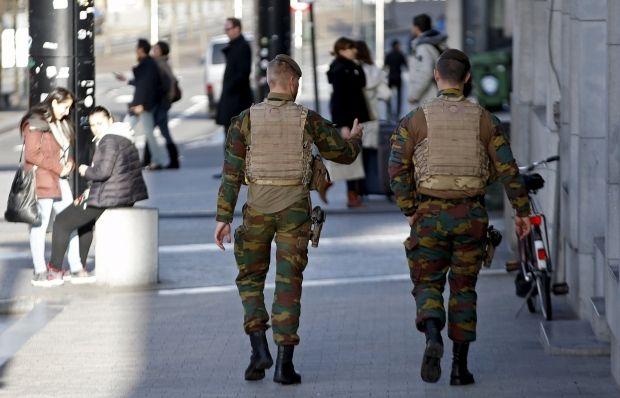 Бельгійська поліція затримала шістьох підозрюваних у підготовці теракту впереддень Нового року