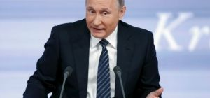 Die Presse: Економіка Росії скорочується, але Путін продовжує демонструвати м'язи