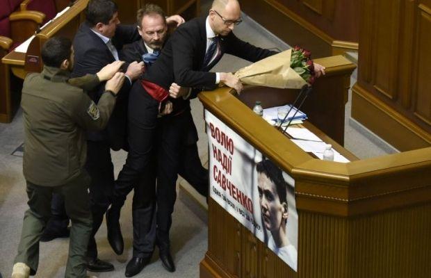 Порошенко пообещал укреплять коалицию в Раде - Цензор.НЕТ 2997