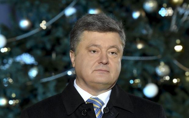 Poroshenko promises that Ukraine will be European / Photo from president.gov.ua