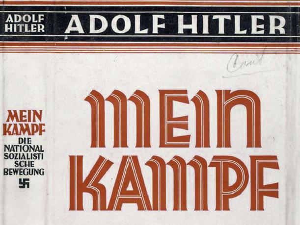 У Німеччині перевидали книгу Гітлера «Майн кампф»